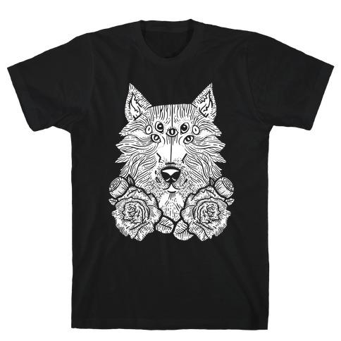 Seven Eyed Wolf T-Shirt