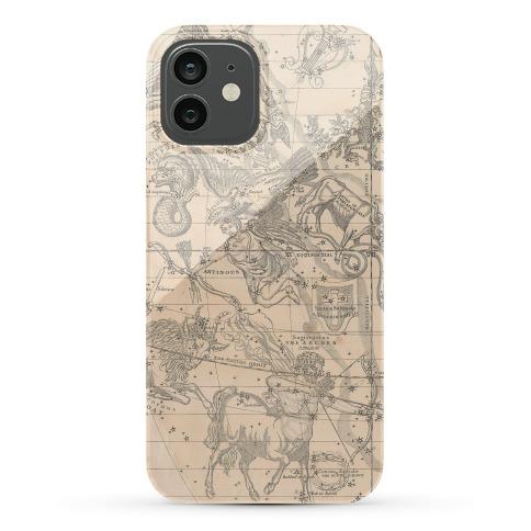Constellation Map Case Phone Case