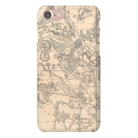 Constellation Map Case Phone Case