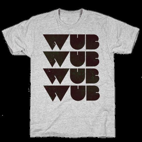 Wub Wub Wub  Mens T-Shirt