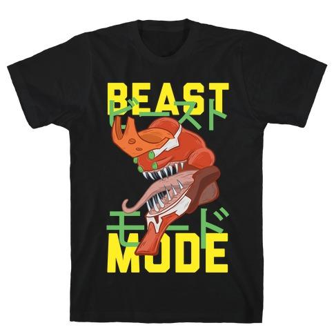 Beast Mode Eva Parody T-Shirt