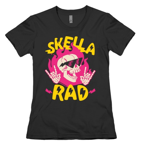 Skella Rad Womens T-Shirt