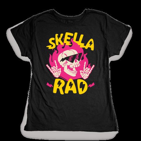 Skella Rad Womens T-Shirt