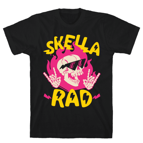 Skella Rad Mens T-Shirt