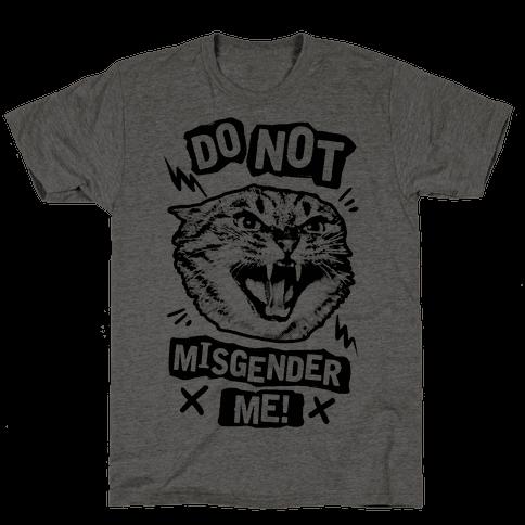 Do Not Misgender Me