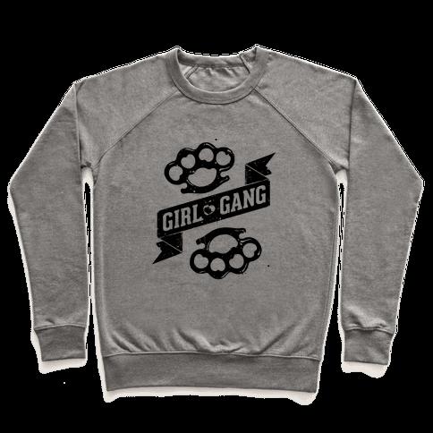 Girl Gang Pullover