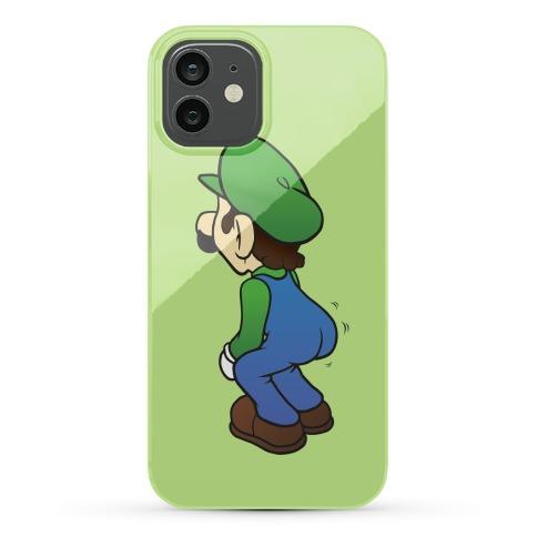 Luigi Twerk Phone Case