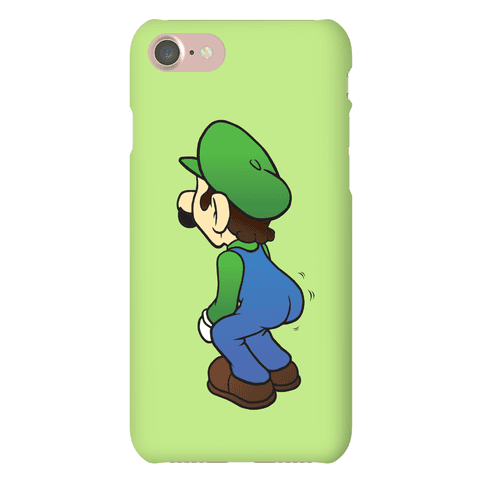 Luigi Twerk Phone Case
