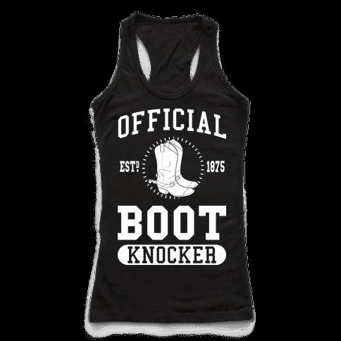 Official Boot Knocker