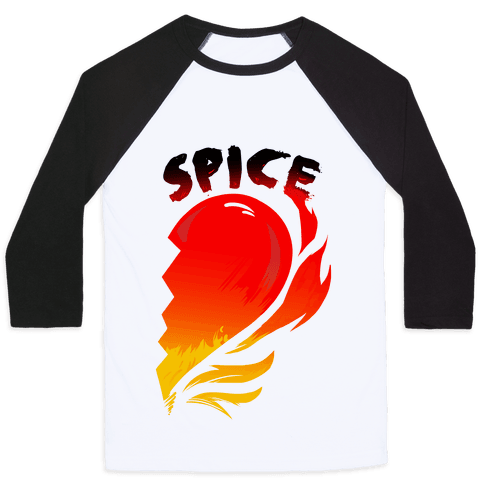 Sugar and Spice (Pt.2) Baseball Tee