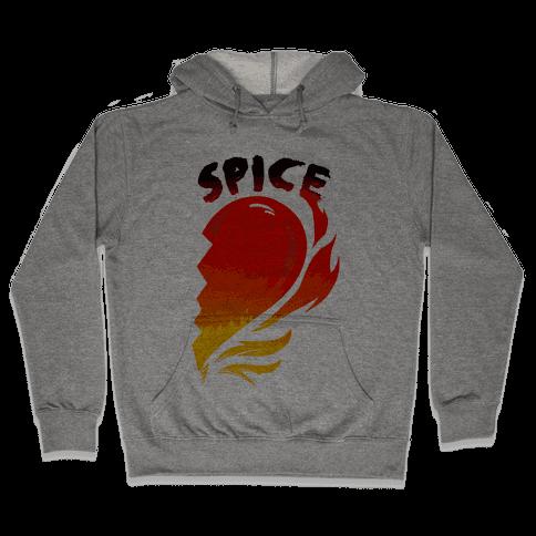 Sugar and Spice (Pt.2) Hooded Sweatshirt