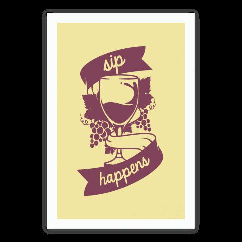 Sip Happens Poster