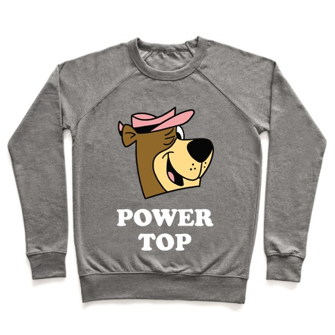 Power Top & Party Bottom (Bear) Pullover