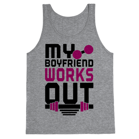Swole Boyfriend Tank Top