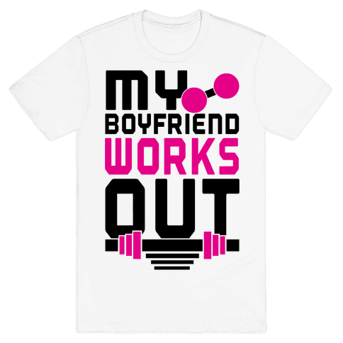 Swole Boyfriend Mens T-Shirt