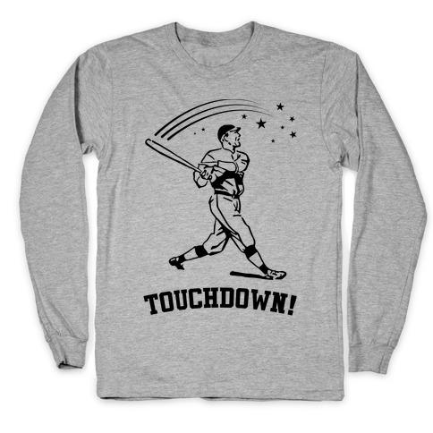 Touchdown Long Sleeve T-Shirt