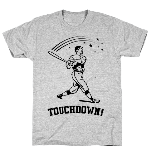 Touchdown Mens T-Shirt