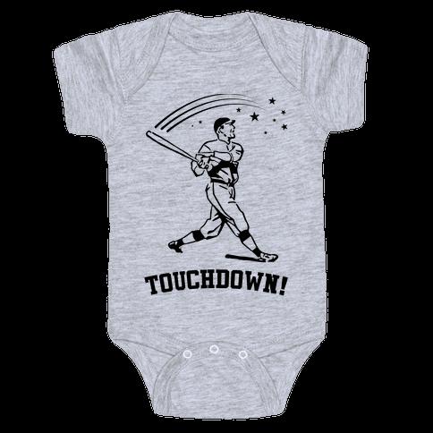 Touchdown Baby Onesy