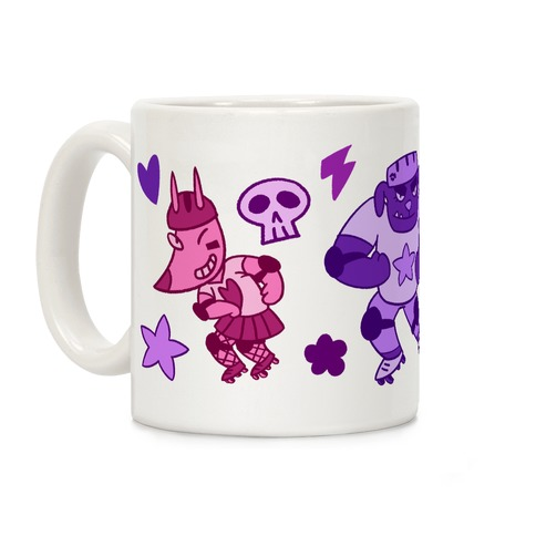 Derby Dogs Coffee Mug