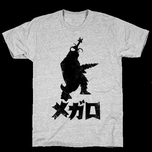 Megalon (Vintage) Mens T-Shirt
