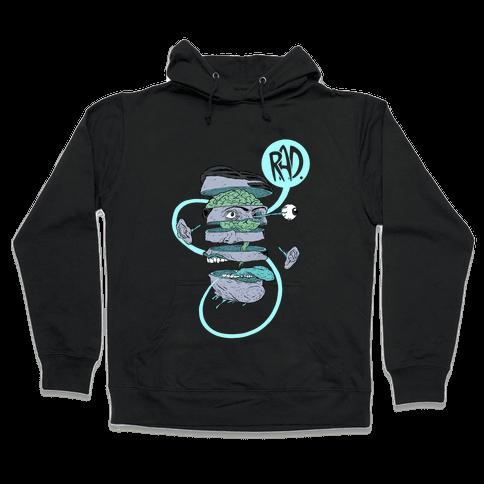 Rad Hooded Sweatshirt