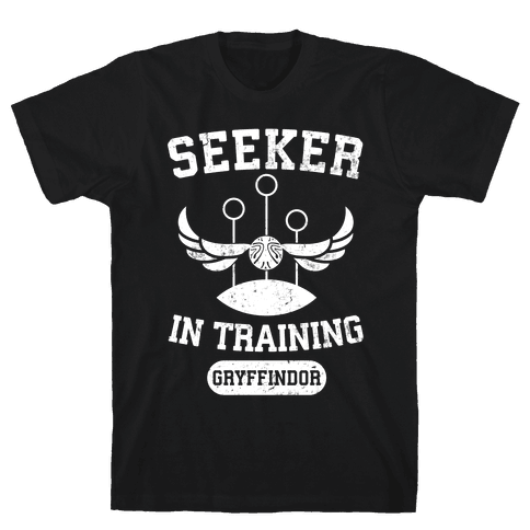 Seeker In Training (Gryffindor) Mens T-Shirt