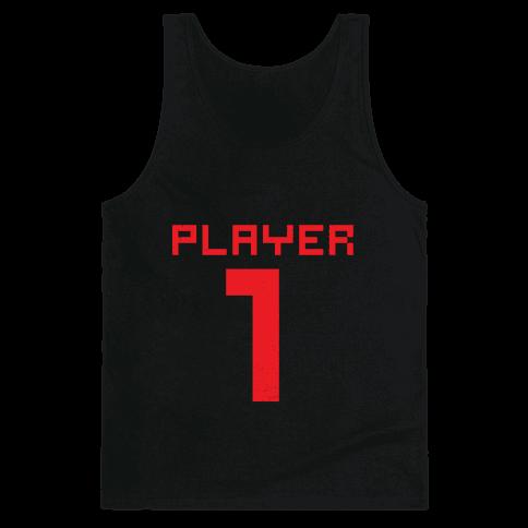 Player 1 Tank Top