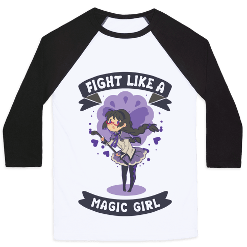 Fight Like A Magic Girl Parody Homura