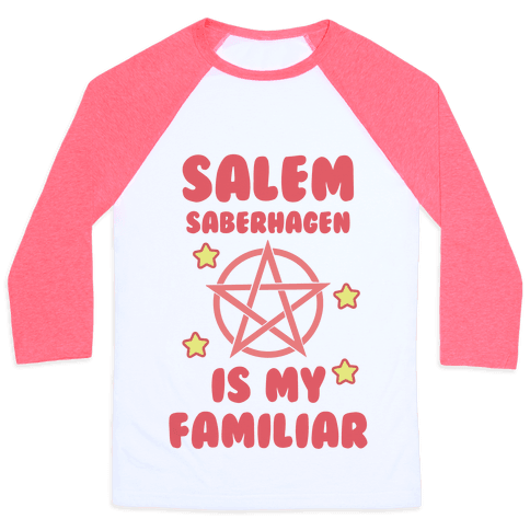 Salem Saberhagen Is My Familiar