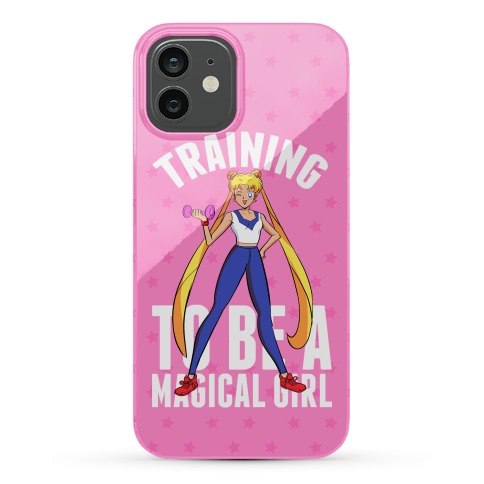 Training To Be A Magical Girl Phone Case
