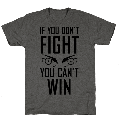If You Don't Fight