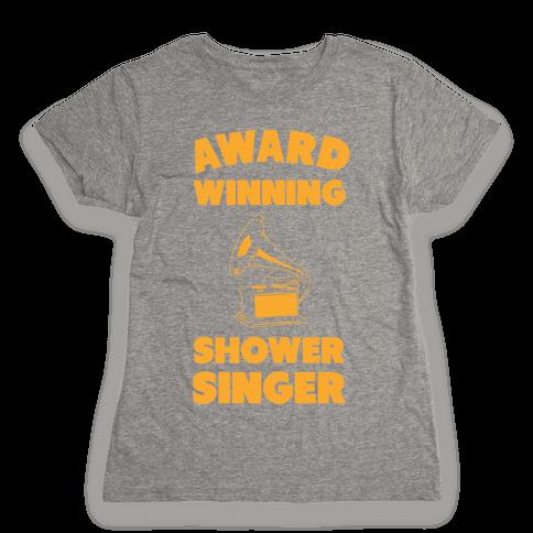 Award Winning Shower Singer