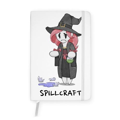 Spillcraft Notebook
