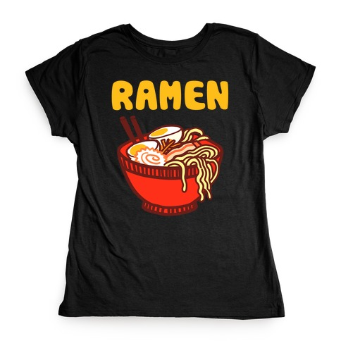 Ramen Womens T-Shirt