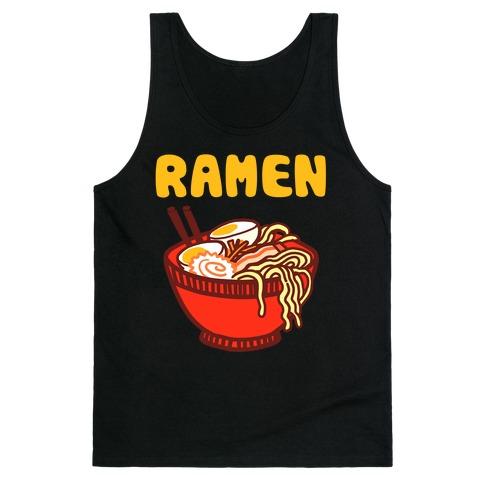 Ramen Tank Top