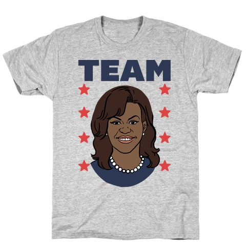 Tag Team Barack & Michelle Obama 2 T-Shirt