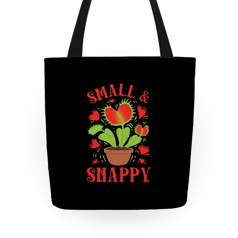 Small And Snappy Tote
