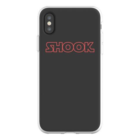 Shook Parody Phone Flexi-Case