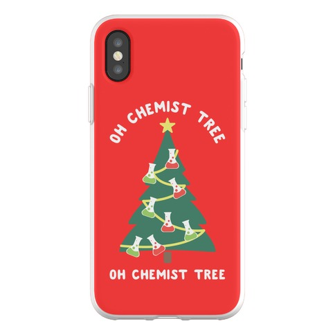 Oh Chemist tree Oh Chemist tree Phone Flexi-Case