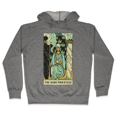 The High Priestess Hooded Sweatshirt