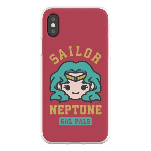 Sailor Neptune Gal Pal Phone Flexi-Case