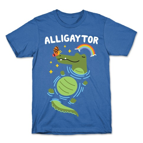 Alligaytor (Gay Alligator) T-Shirt
