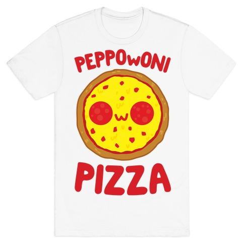 PeppOwOni Pizza T-Shirt