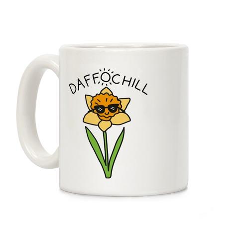 Daffochill Daffodil Coffee Mug