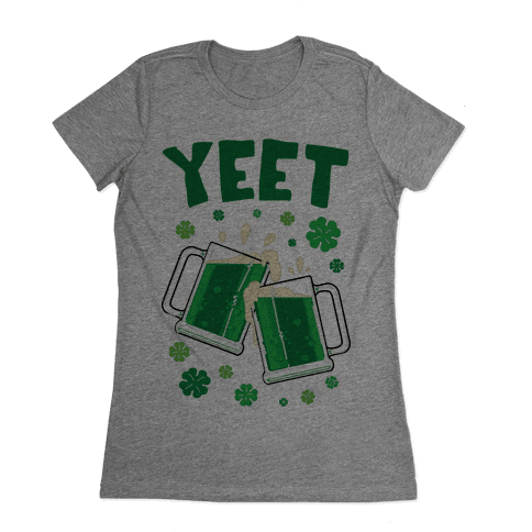 YEET Womens T-Shirt