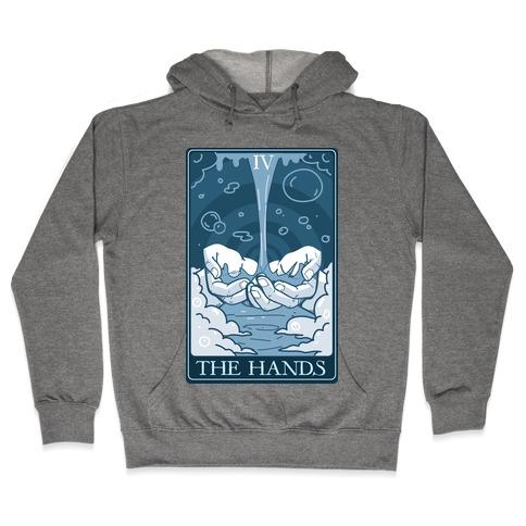 The Hands Hooded Sweatshirt