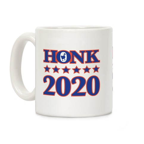 Honk 2020 Coffee Mug