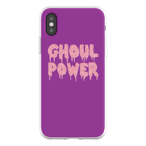 Ghoul Power Phone Flexi-Case
