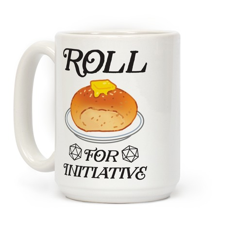 Roll for Initiative Coffee Mug