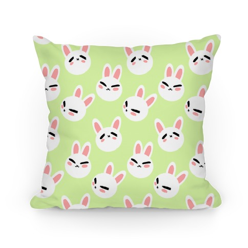 BunBun Pattern Pillow